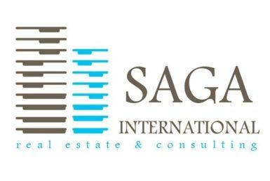 saga logo agent