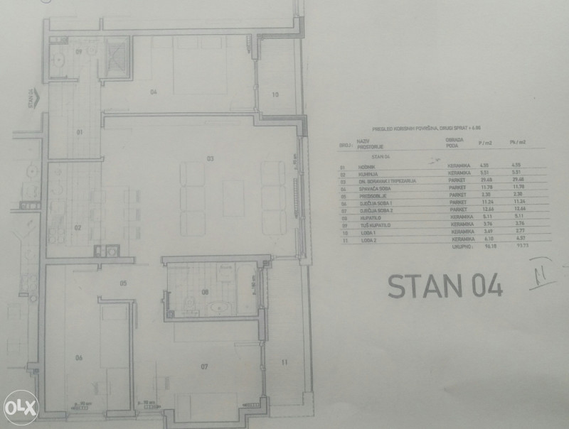 četverosoban stan