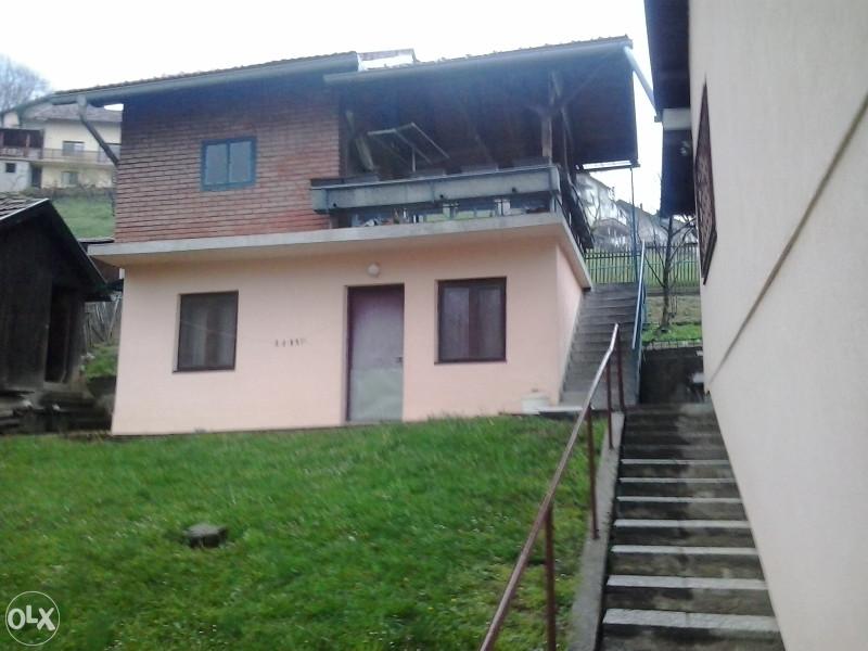 Stepenice kuće