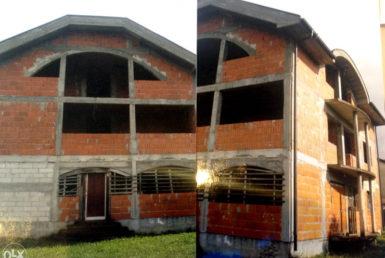 Prodaja kuće u izgradnji