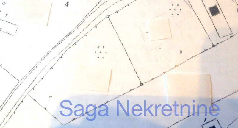 Građevinsko zemljište za kuću na Petrićevcu