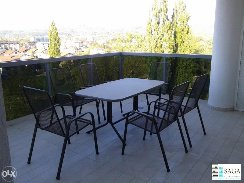 Apartman balkon