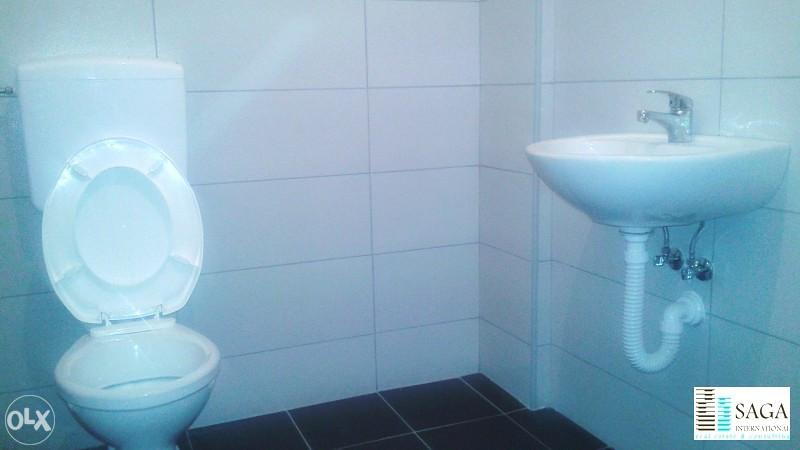 Novi stan sanitarije