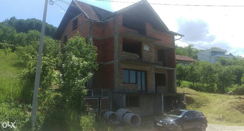 Kuća spratnica sa pogledom na Banja Luku