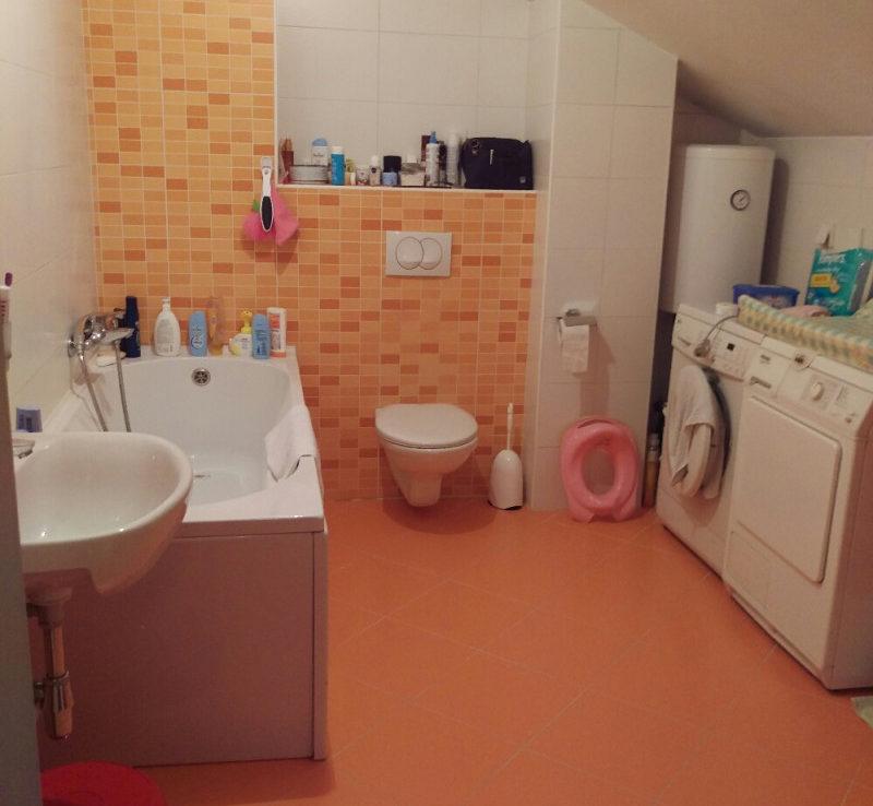 Kupatilo u potkrovlju