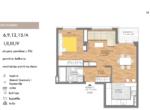 51.49 m2 tlocrt