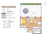 53.93 m2 tlocrt