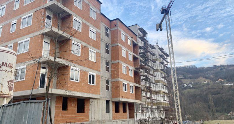 Prodaja dvosoban stan 47m² Kozarska novogradnja