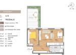 Lukic 48.36 m2 prizemlje 6B