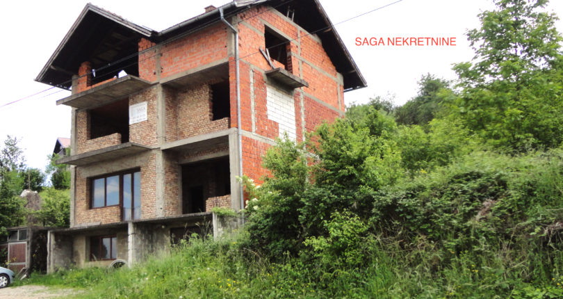 Kuca u Tuzlanskoj ulici s panoramom Banja Luke