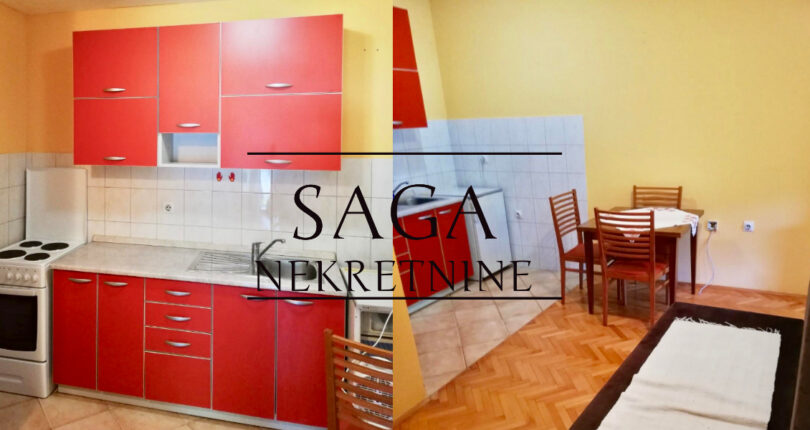 Na prodaju JEDNOSOBAN stan 38m² Kočićev Vijenac