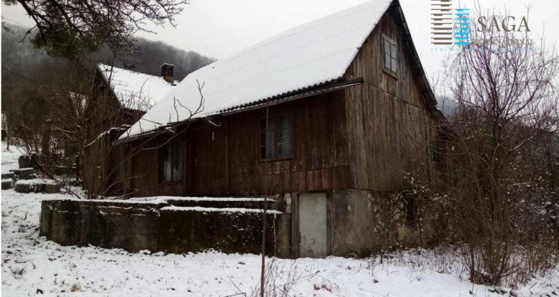 Stara kuća sa zemljištem u Ribniku