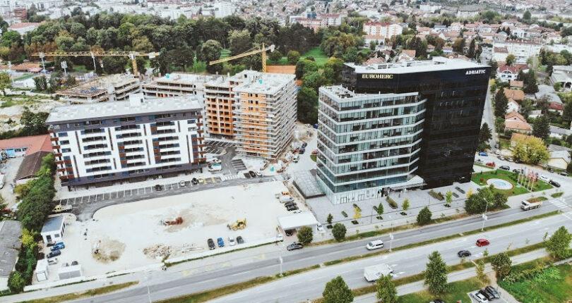 Na prodaju dvosoban stan 43,6m² Naselje Park Banja Luka